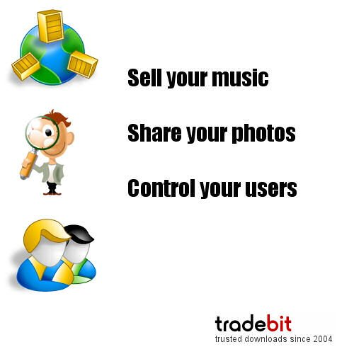 File Hosting / Sell Downloads