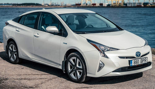Toyota Prius service repair manuals