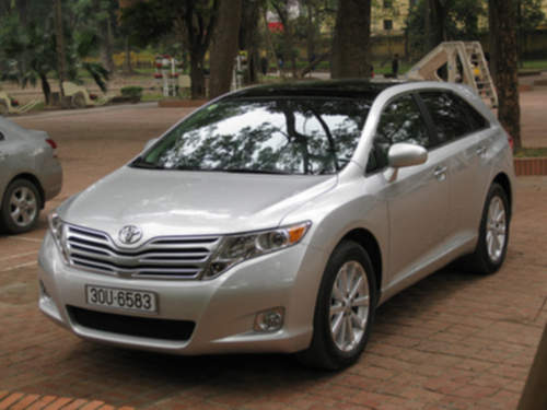 Toyota Venza service repair manuals