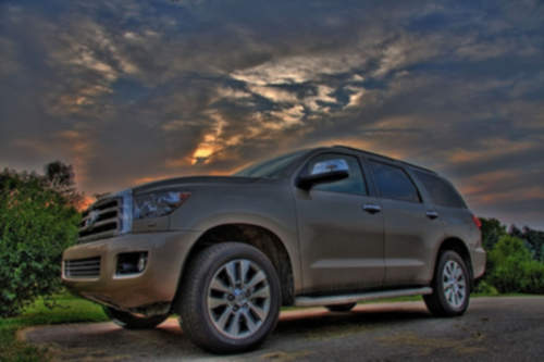 Toyota Sequoia service repair manuals