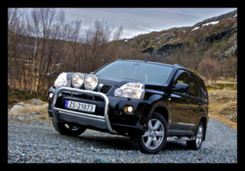 Nissan X-Trail service repair manuals