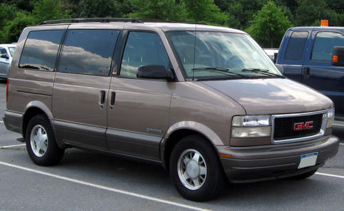 GMC Safari service repair manuals