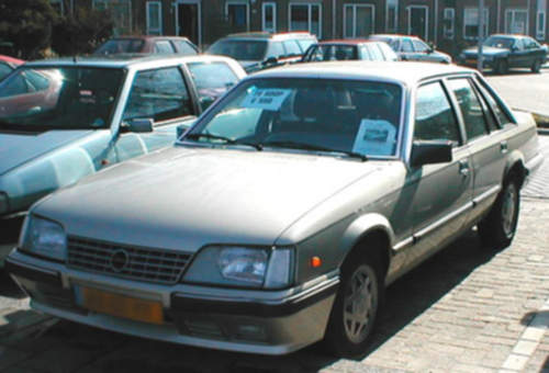 Opel Senator service repair manuals