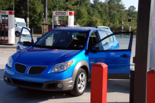 Pontiac Vibe service repair manuals