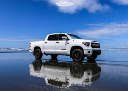 Toyota Tundra service repair manuals