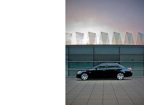 BMW 545i service repair manuals
