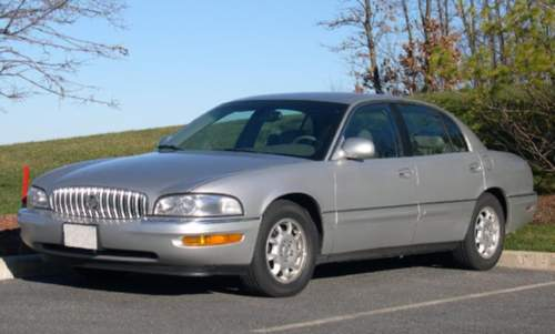 Buick Park Avenue service repair manuals