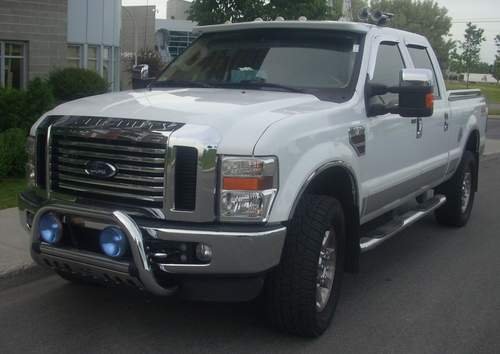 Ford F-350 Super Duty service repair manuals