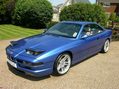 BMW 840i service repair manuals
