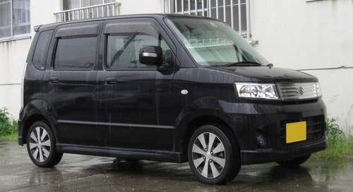 Suzuki Wagon R+ service repair manuals