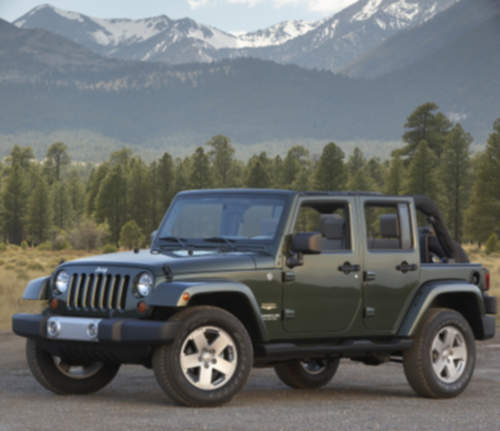 Jeep Wrangler service repair manuals