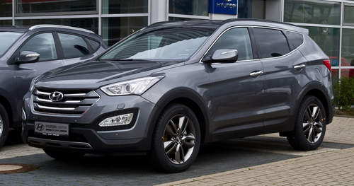 Hyundai Santa Fe service repair manuals