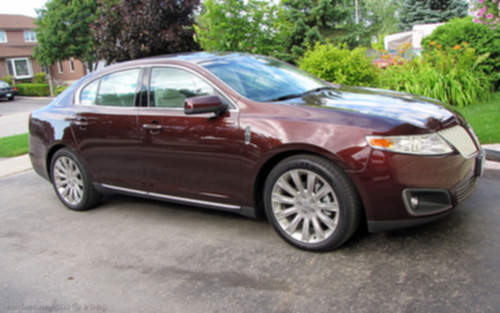 Lincoln MKS service repair manuals