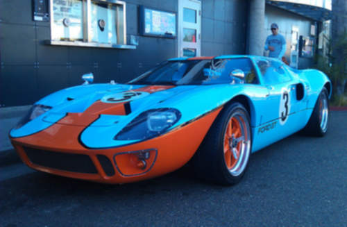 Ford GT service repair manuals