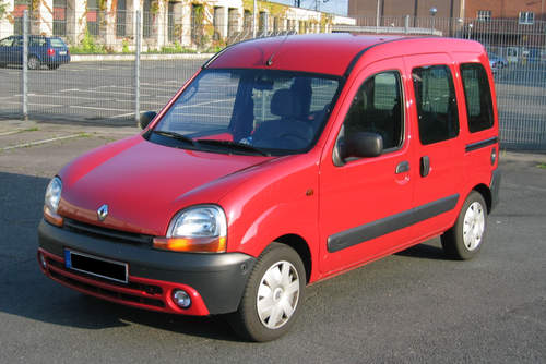 Renault Kangoo service repair manuals