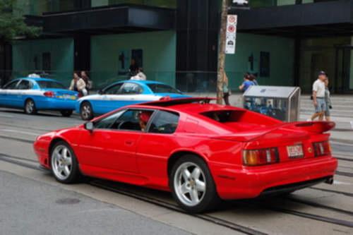 Lotus Esprit service repair manuals