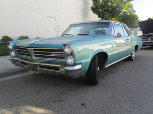 Pontiac Tempest service repair manuals