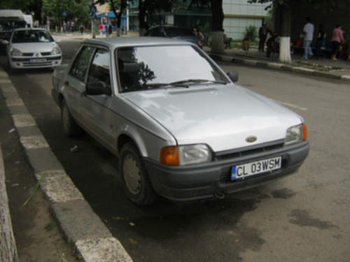 Ford Orion service repair manuals
