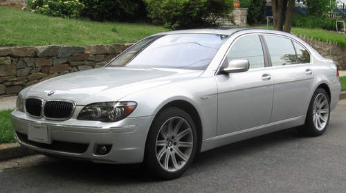 BMW 7 Series service repair manuals