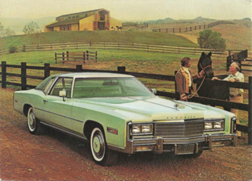 Cadillac Eldorado service repair manuals