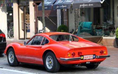 Ferrari Dino service repair manuals