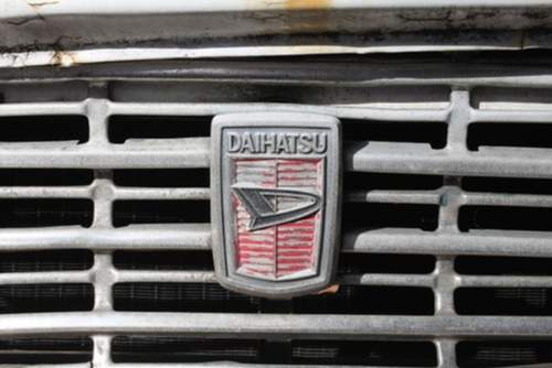 Daihatsu service repair manuals