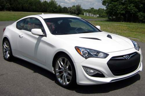 Hyundai Genesis Coupe service repair manuals