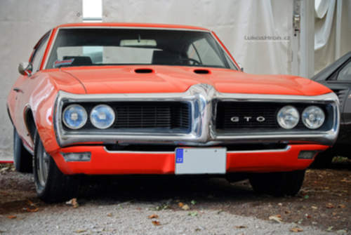 Pontiac GTO service repair manuals
