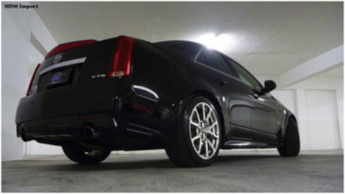 Cadillac CTS-V service repair manuals