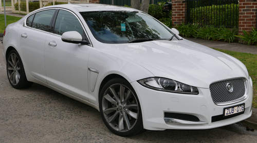 Jaguar XF service repair manuals