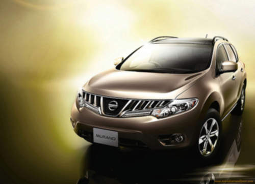 Nissan Murano service repair manuals
