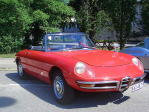 Alfa-Romeo Spider service repair manuals