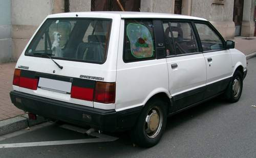Mitsubishi Space Wagon service repair manuals