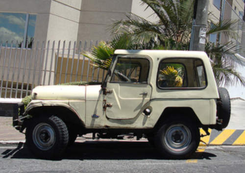 Jeep CJ service repair manuals