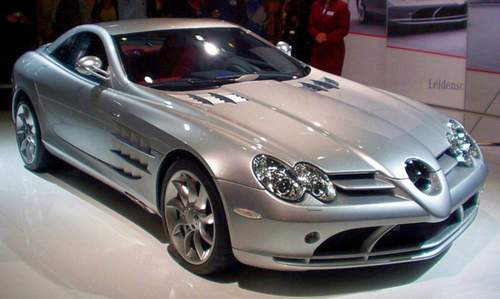 Mercedes-Benz SLR McLaren service repair manuals