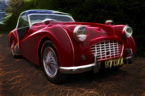 Triumph TR3 service repair manuals