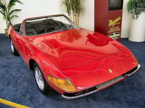 Ferrari 365 GTS service repair manuals