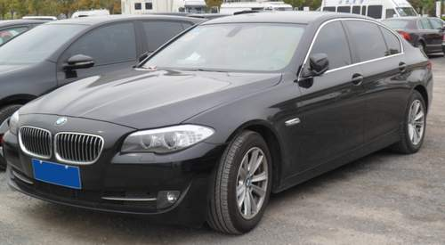 BMW 5 Series service repair manuals