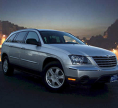 Chrysler Pacifica service repair manuals