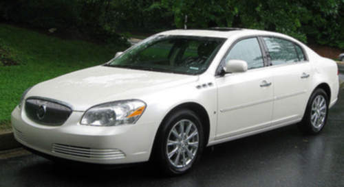 Buick Lucerne service repair manuals