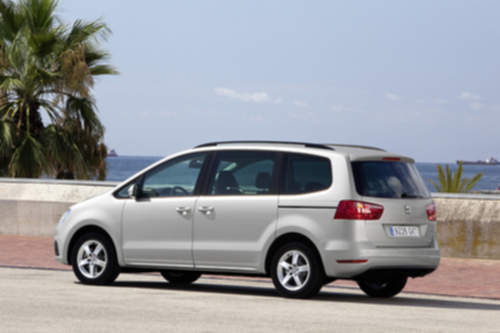 Seat Alhambra service repair manuals