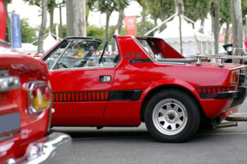FIAT X1-9 service repair manuals