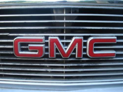 GMC service repair manuals