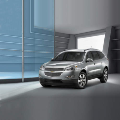 Chevrolet Traverse service repair manuals