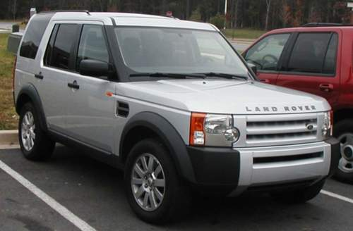 Land Rover LR3 service repair manuals