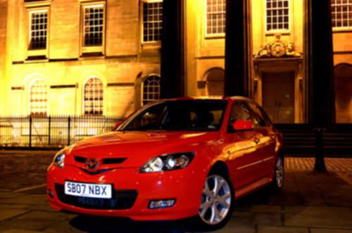 Mazda 3 service repair manuals