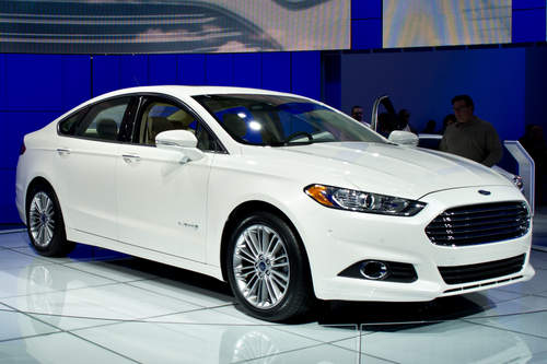 Ford Fusion Hybrid service repair manuals