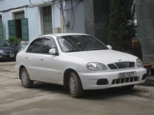 Daewoo Lanos service repair manuals