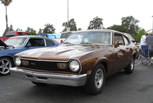 Ford Maverick service repair manuals