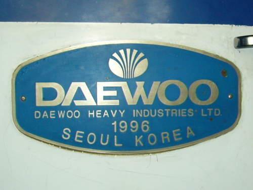 Daewoo service repair manuals